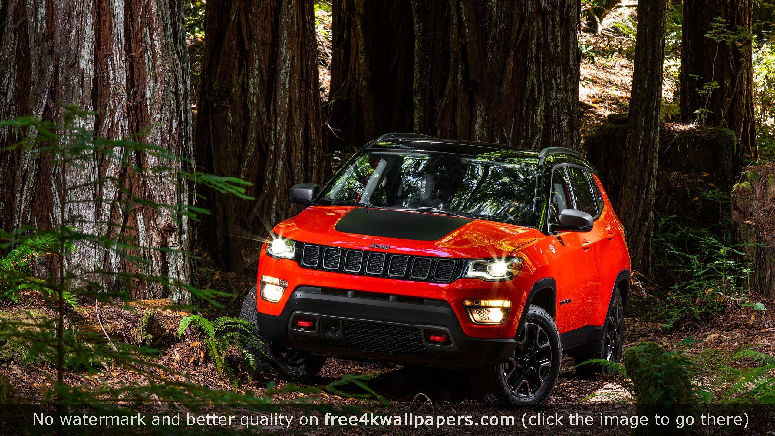 jeep compass trailhawk 2017 hd wallpaper desktop wallpapers rh pinterest com