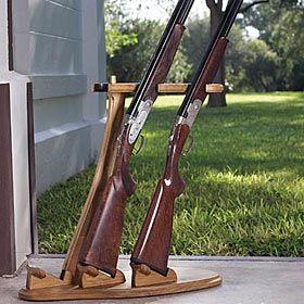 King Ranch STANDING GUN RACK