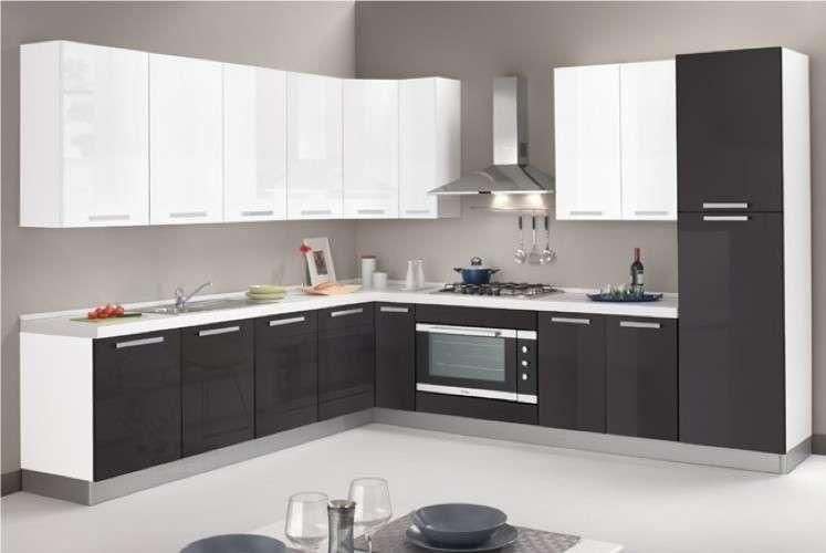 Emejing Cucine Moderne Ad Angolo Prezzi Pictures - Ideas & Design ...