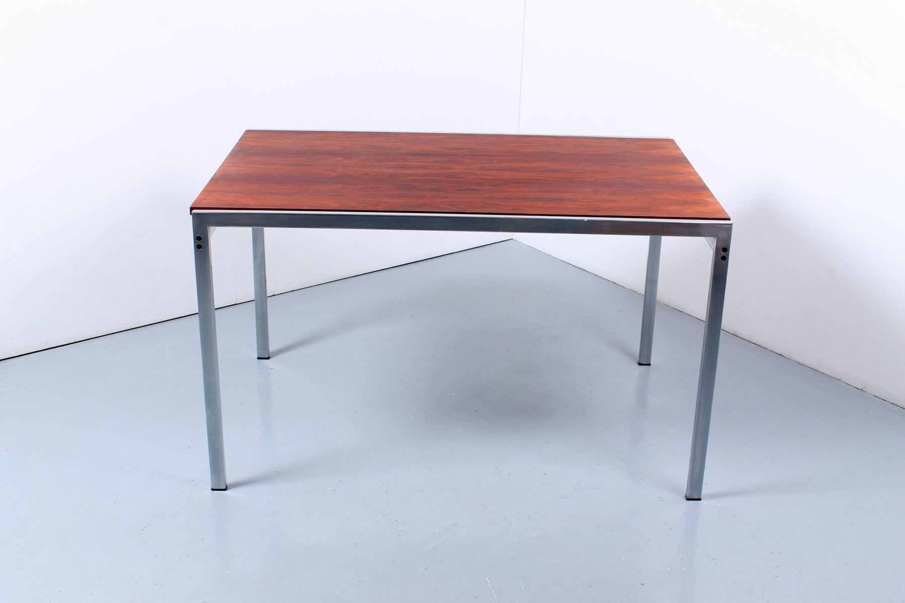 Roller Tischgruppe Doris Wohnzimmertisch Massivholz Buche