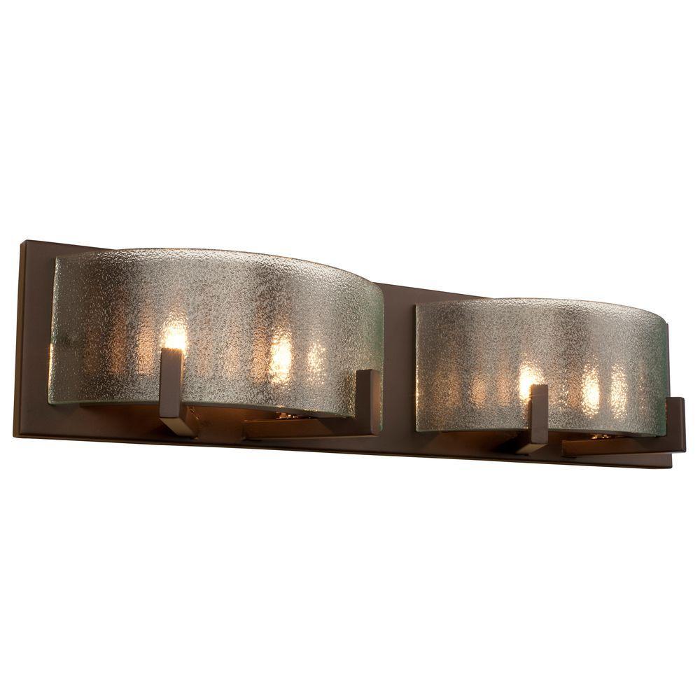 Alternating Current Firefly 4 Light Bronze Bath Light Ac1194 The Home Depot Bathroom Light Fixtures Bronze Bronze Bathroom
