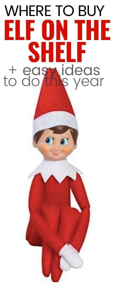 #buy #Easy #Elf #Ideas #Shelf #Super New to Elf on the Shelf this year? I'm shar... ,  #Buy #... #easyelfontheshelfideaslastminute