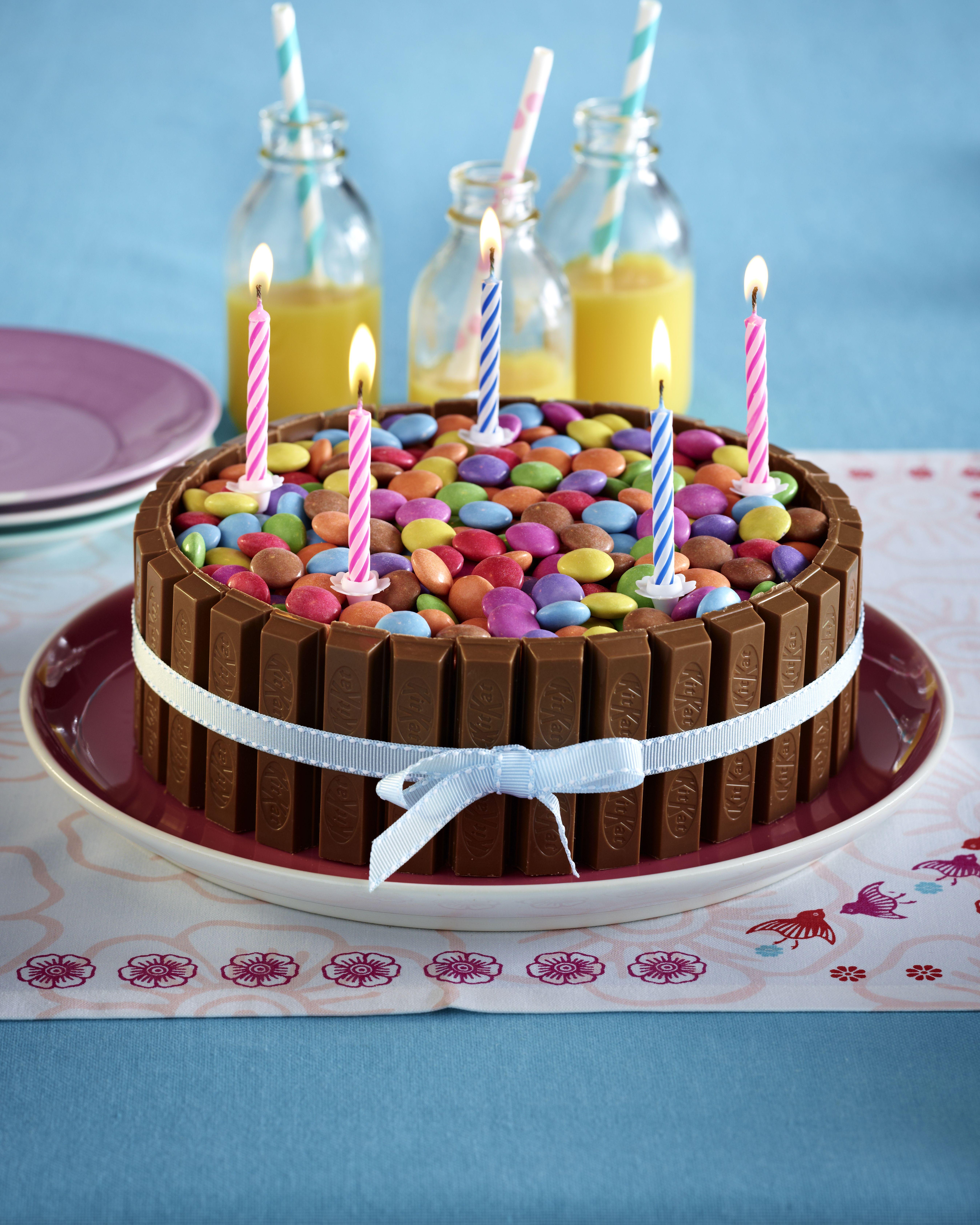 Kuchen fr Kindergeburtstag 8 tolle Rezepte  Rezepte fuer Geniesser  Cupcake cakes Birthday
