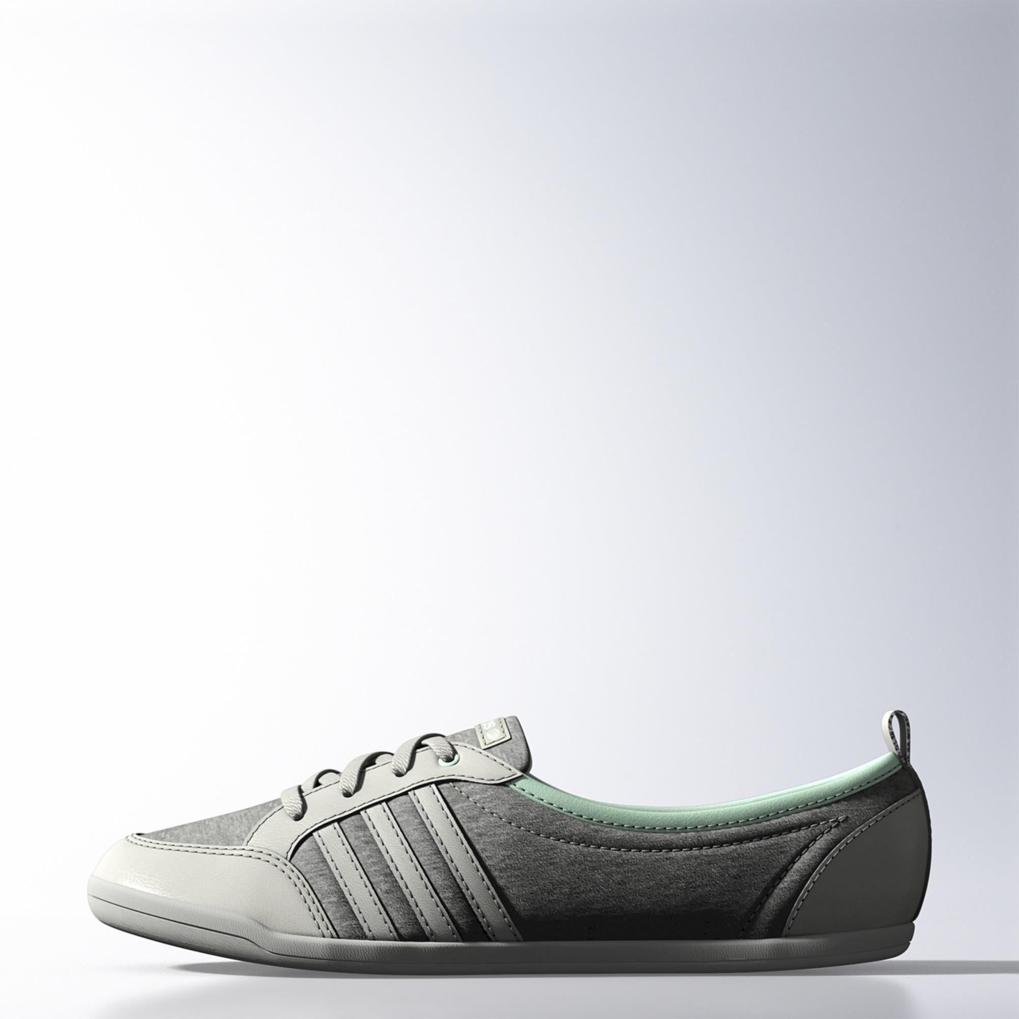 adidas Zapatillas NEO Piona Mujer - Gris | adidas Argentina