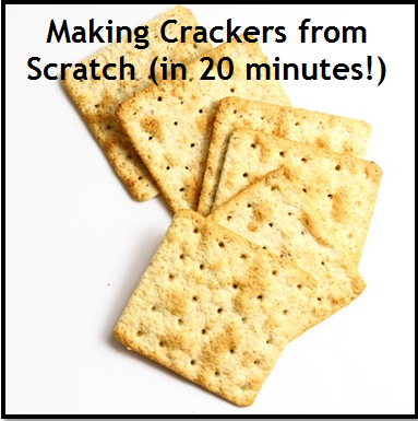 Homemade crackers in 20 minutes learn all you need to know about making your own crackers from scratch the flavorings are what make this incredibly fast and simple food really shine tailor make crackers to fit any meal solutioingenieria Images