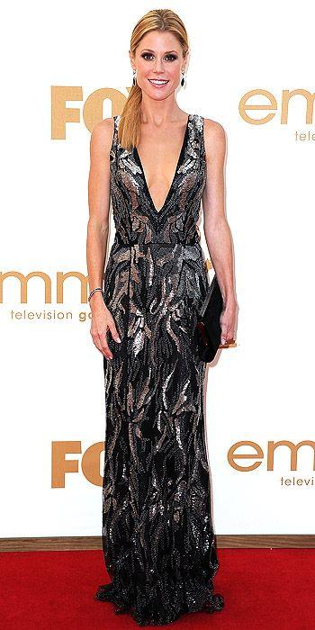 Julie Bowen in Oscar de la Renta - I love it because it is unexpected