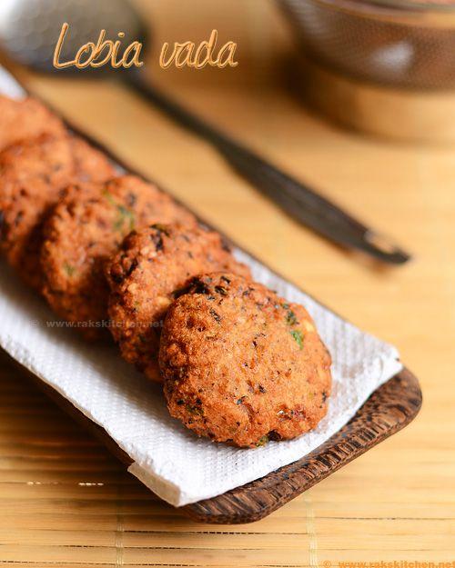 Karamani Vadai Recipe Indian Family Meal Recipes Pinterest