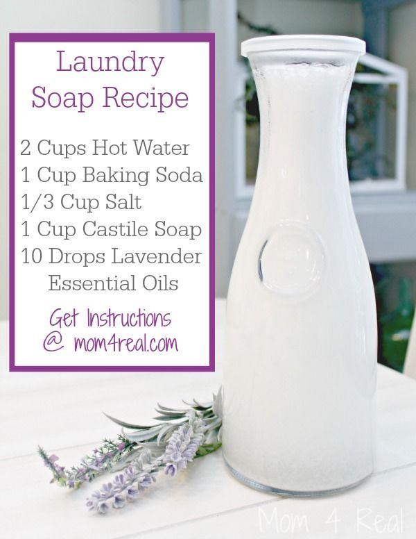Homemade Liquid Laundry Soap Borax Free Laundry Soap Homemade