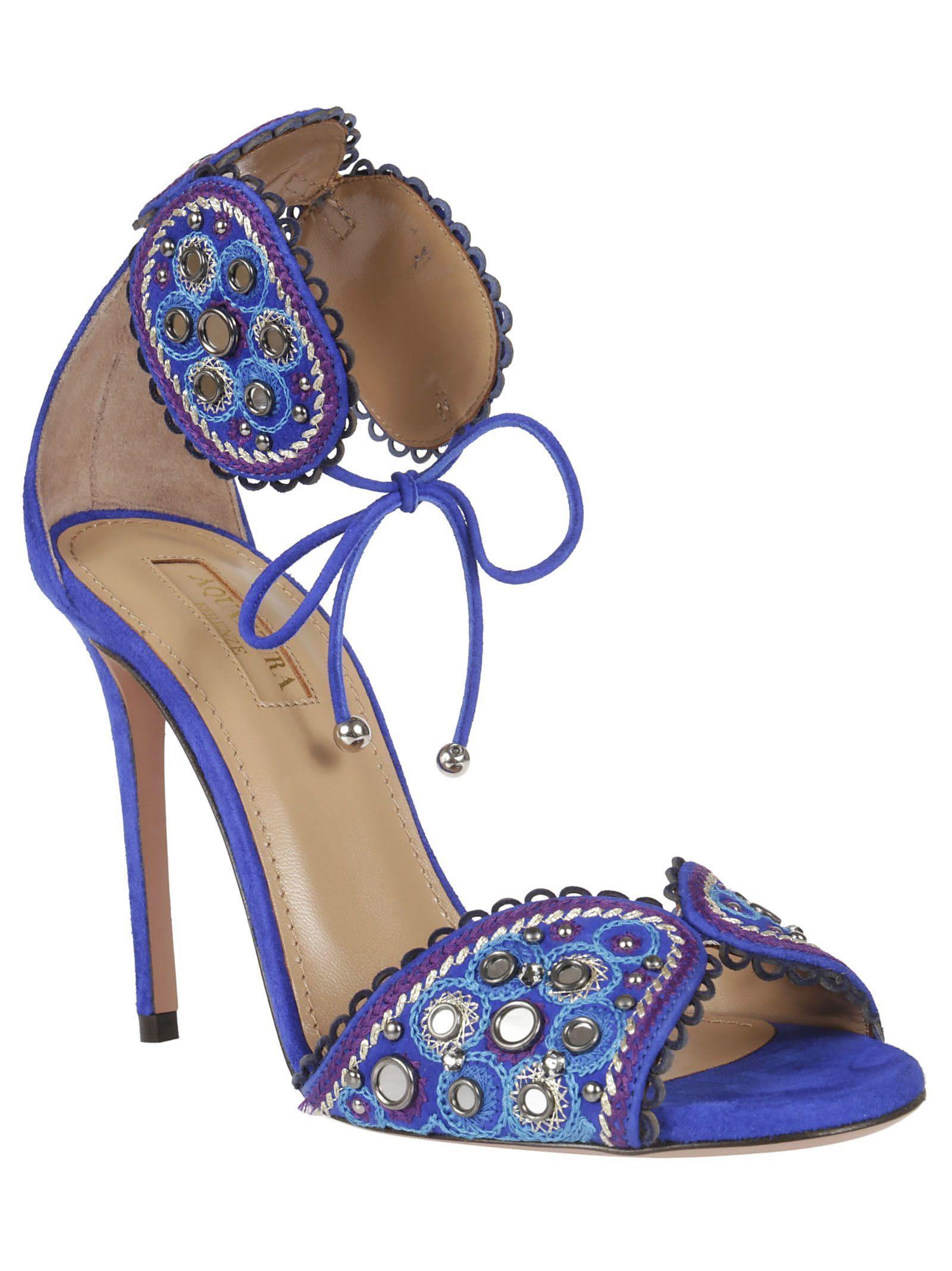 9a452117954 AQUAZZURA JAIPUR SANDALS. #aquazzura #shoes # #opentoeshoes | Women ...
