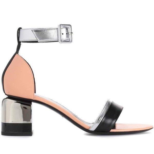 Pierre Hardy Sweet Memphis leather sandals DWF0FWwm9