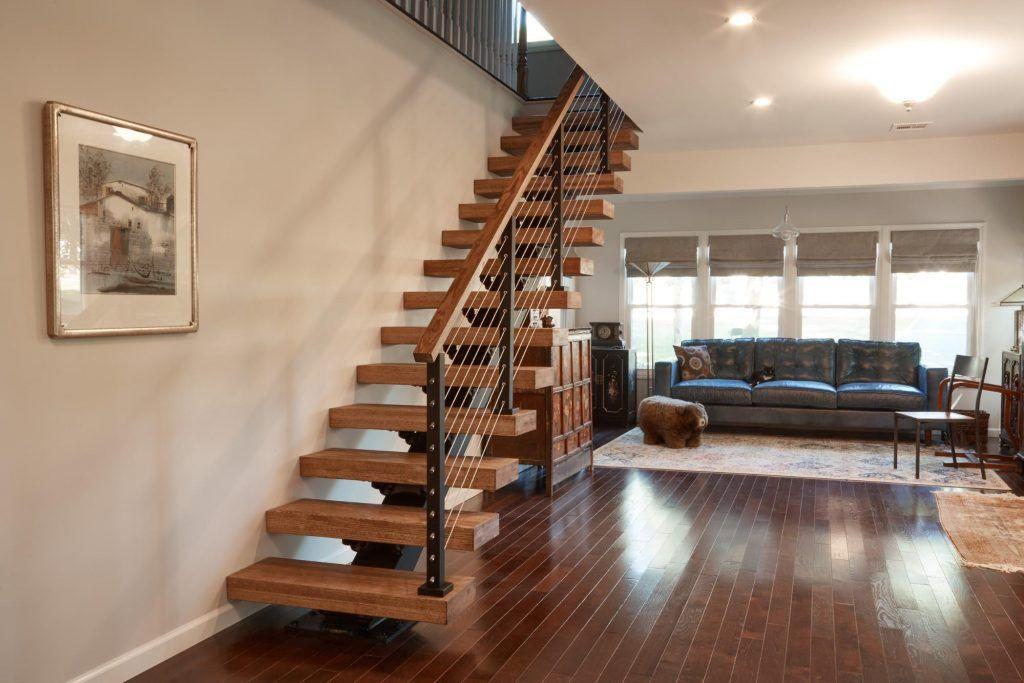 Best Floating Stair Diy Install In 2020 Floating Stairs Diy 400 x 300