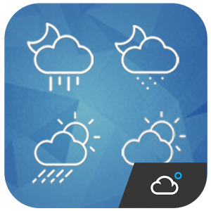 Free Zone Local Weather Widgets&alerts App, Weather data