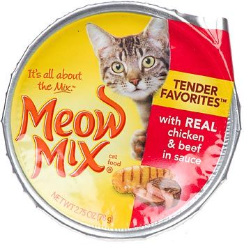 picture about Meow Mix Coupon Printable identify Get A person Consider A person No cost Meow Combine Cat Meals Coupon + Walmart Offer