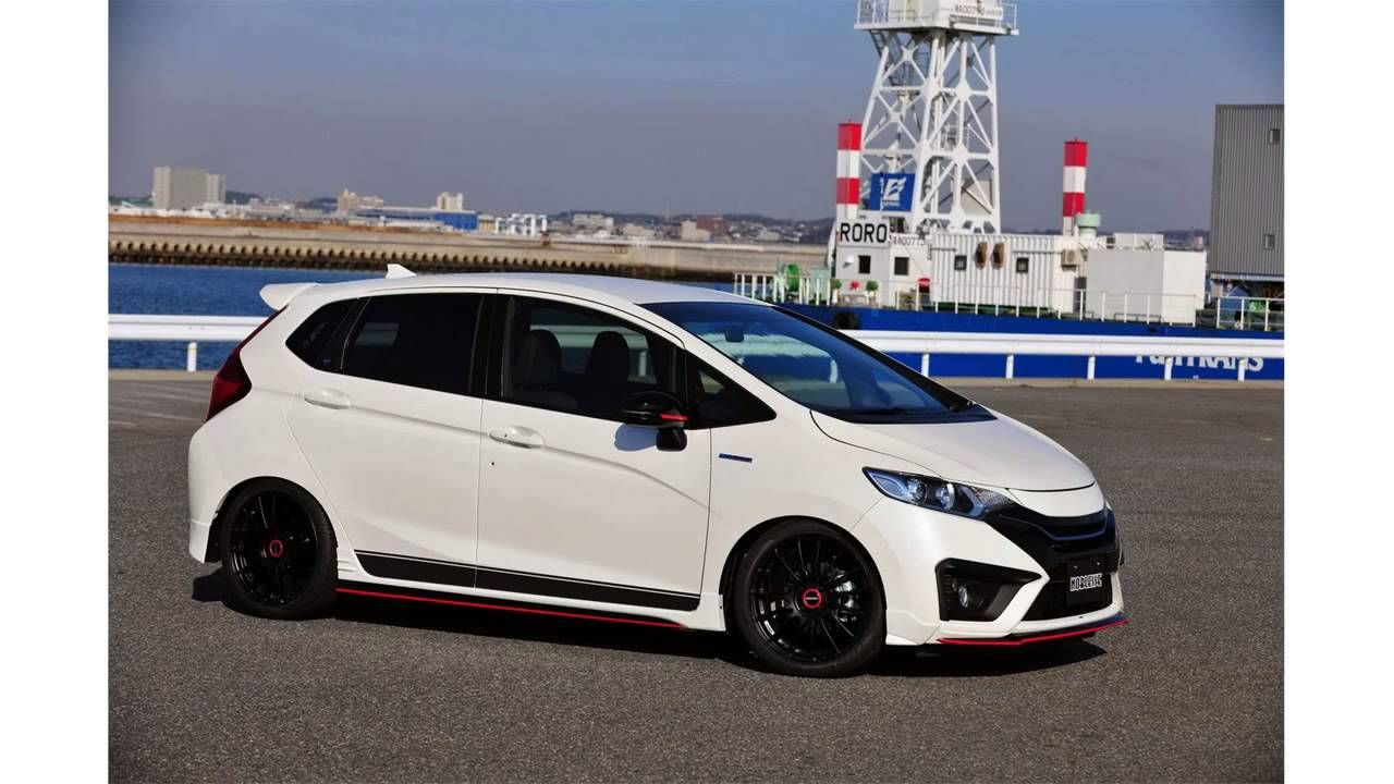 All new honda jazz modifikasi http www chikomotor com