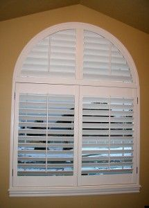 Plantation Shutters For Arched Windows Google Search
