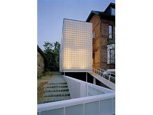 Moderne woning u renovatie u heverlee u bob architecten
