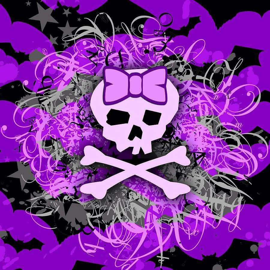 Girl skulls pinterest explore skull wallpaper wallpaper backgrounds and more voltagebd Choice Image