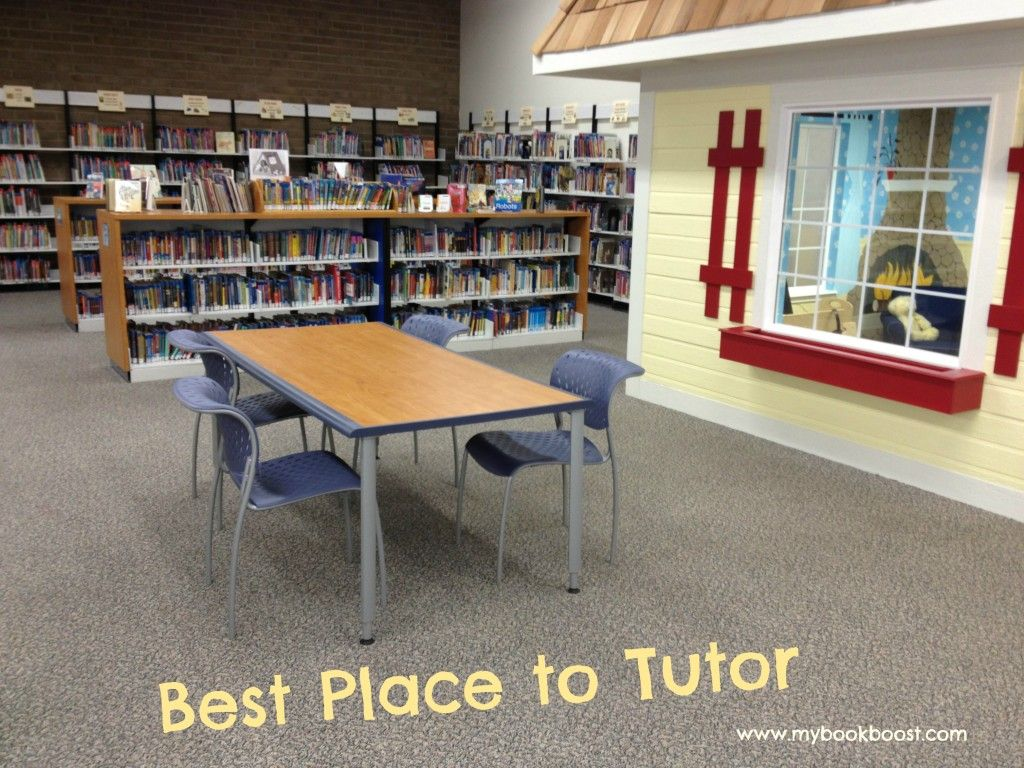 7 Reasons to Tutor at your Public Library Tutor, Public