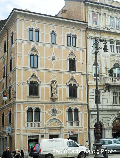 Casa Rusconi (con immagini) | Viaggiare in italia, Trieste, Italia