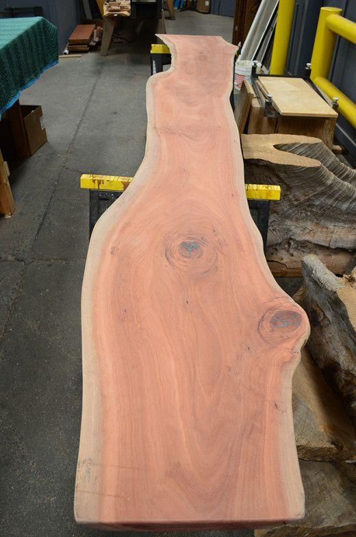 Eucalyptus Robusta Bar Top Hardwood