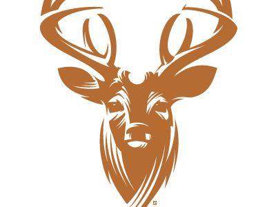 deer logo pinterest yuri logos and animal logo rh pinterest com deere logos deere logistics