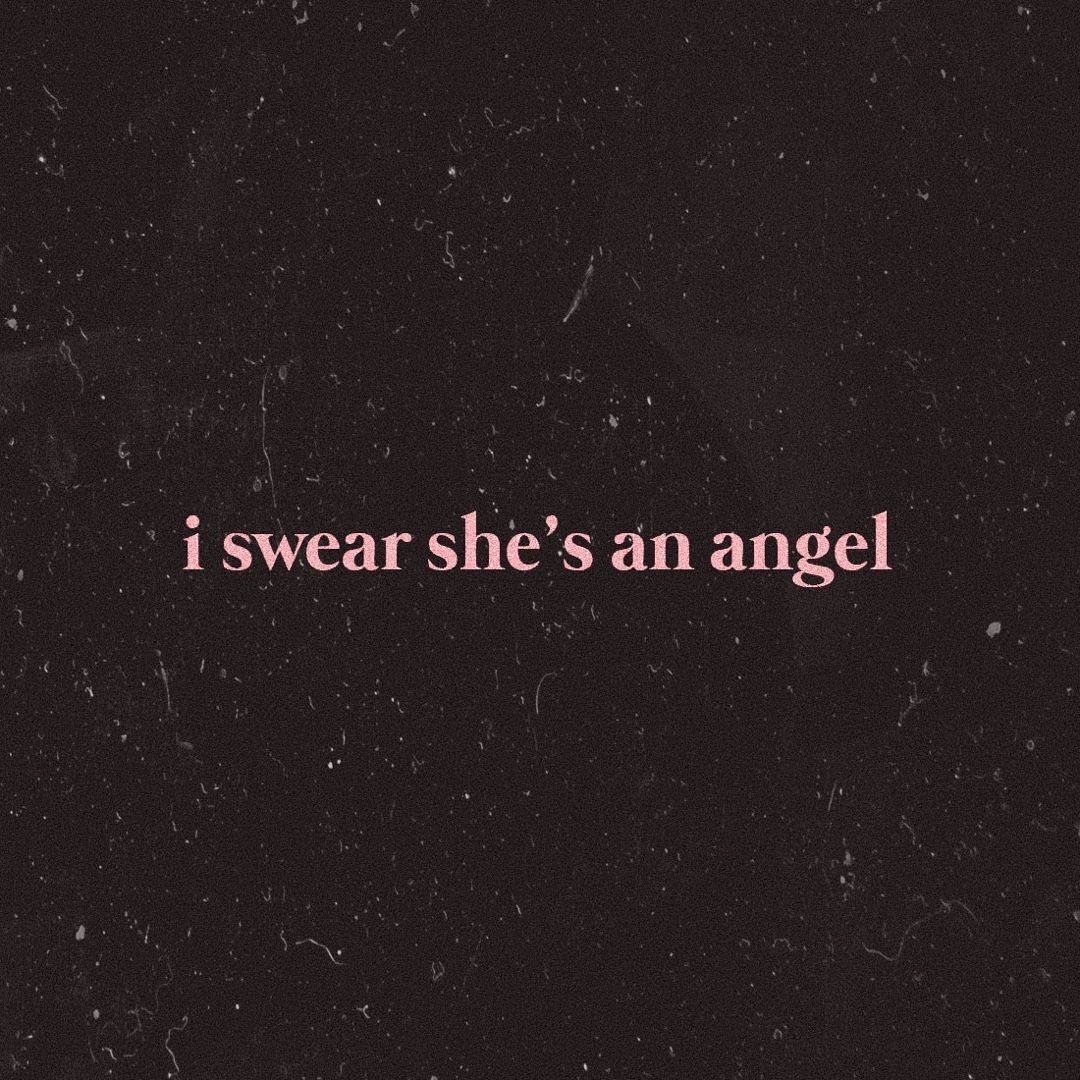 Typography Retro Quotes Angel With A Devilish Charm Regram Via Themayfairgroup Quote Aesthetic Retro Quotes Devilish Quote