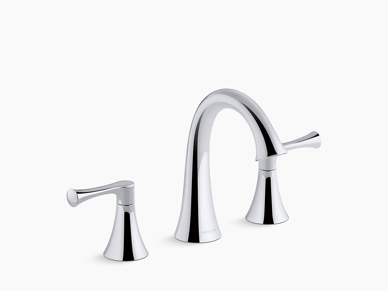 K R78047 4d Lilyfield Widespread Bathroom Sink Faucet Kohler