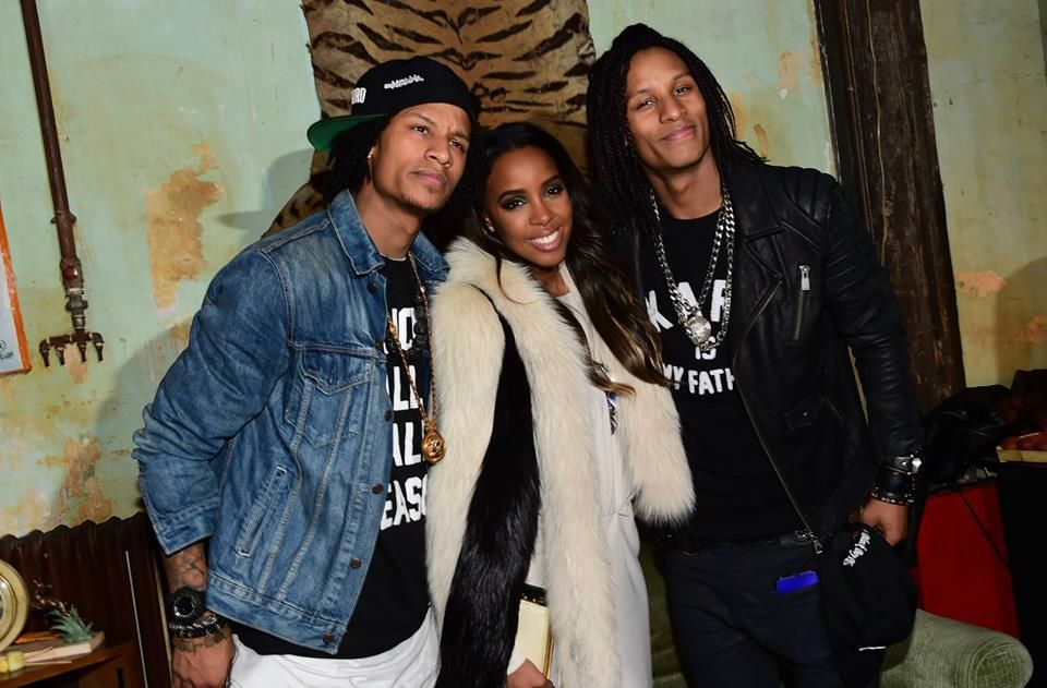 Who are les twins dating