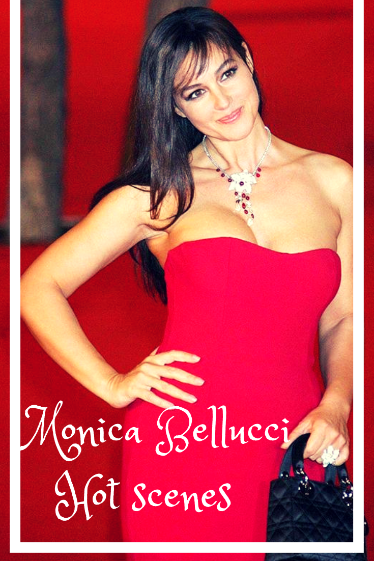 Monica Bellucci Hot Scenes