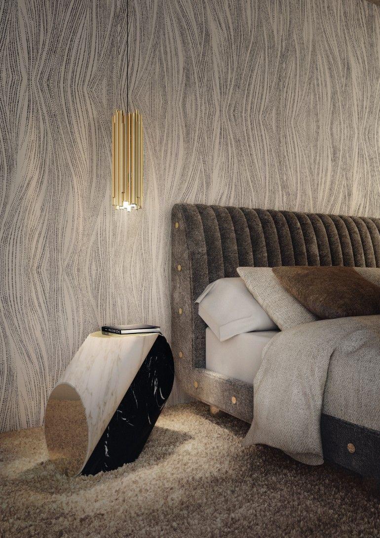 Top Design-Ideen für luxuriöse Master-Schlafzimmer | Master bedroom ...