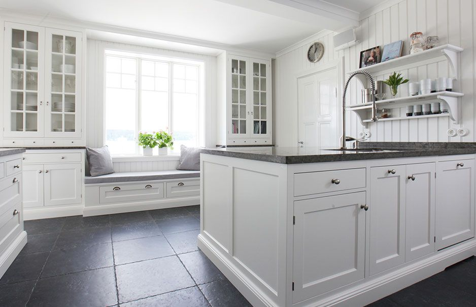 Landlord-Living Nordische Landhausküchen Wish a large dream - shabby chic küchen