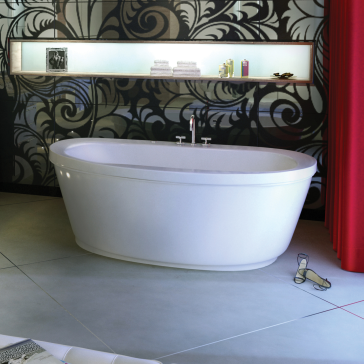 Maax Jazz Freestanding Soaker Tub