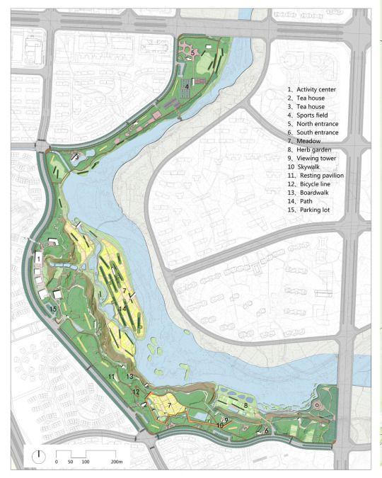 Log In Quzhou Landscape Plan Park