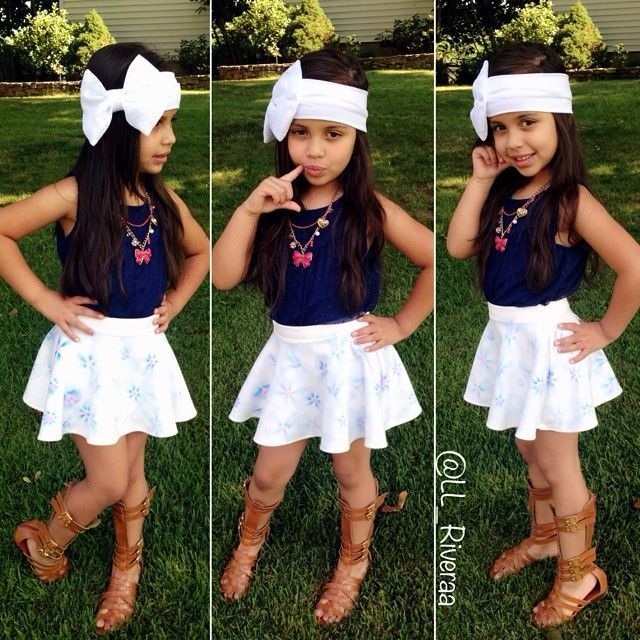 the CoOl Kids - Cute summer clothing for girls #thatseasier #cool ...