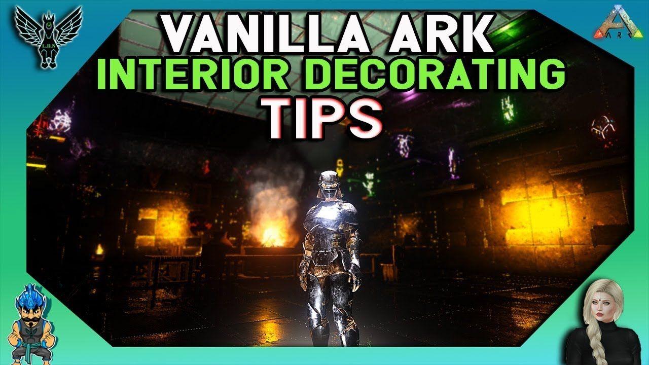 Vanilla Ark Interior Decorating Tips Unique Trophy Room Cheap
