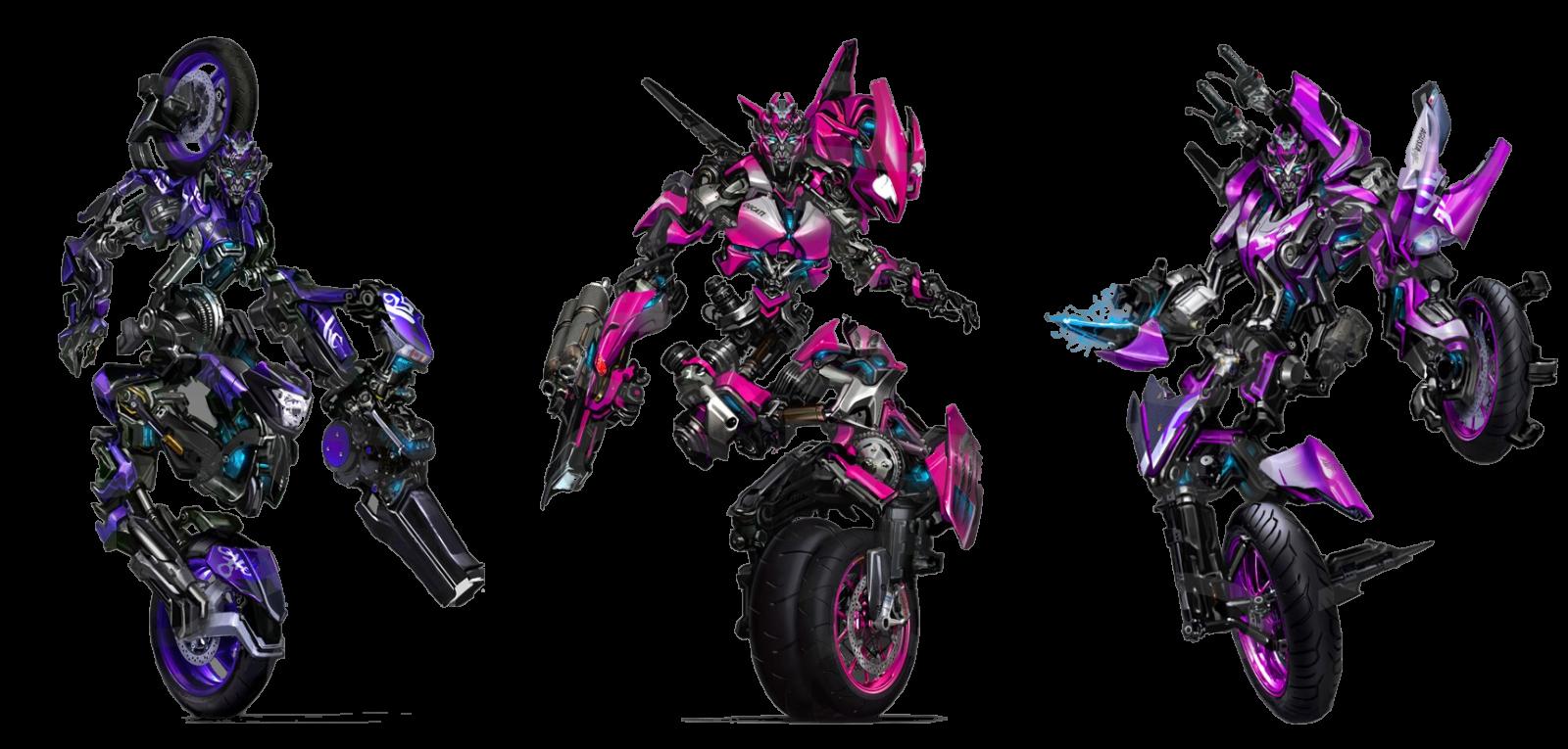 45+ Transformers rc info