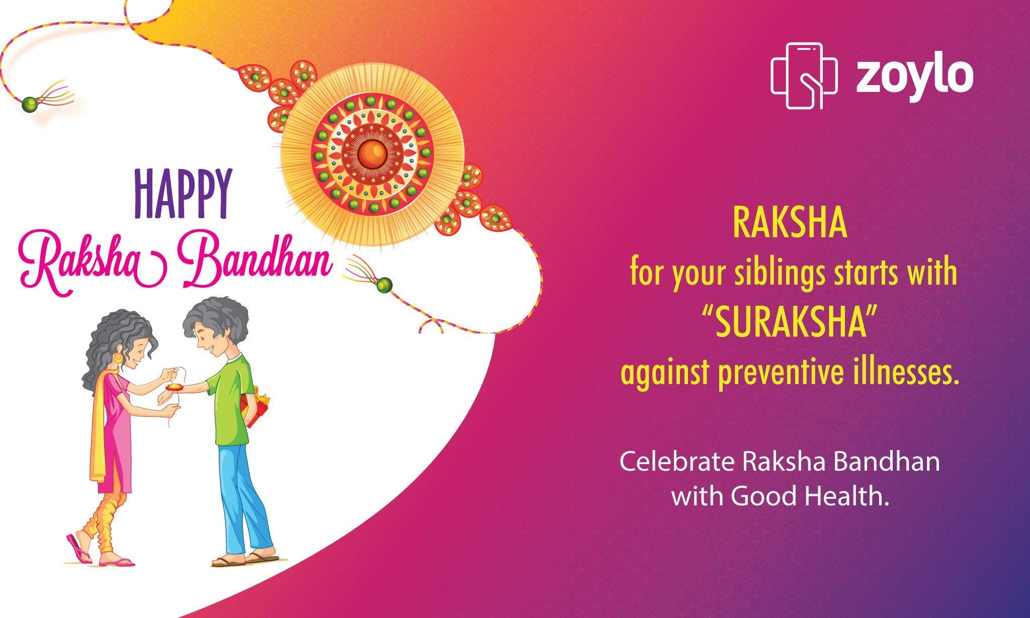 Zoylo wishes a HAPPY RAKSHA BANDHAN to all and encourage