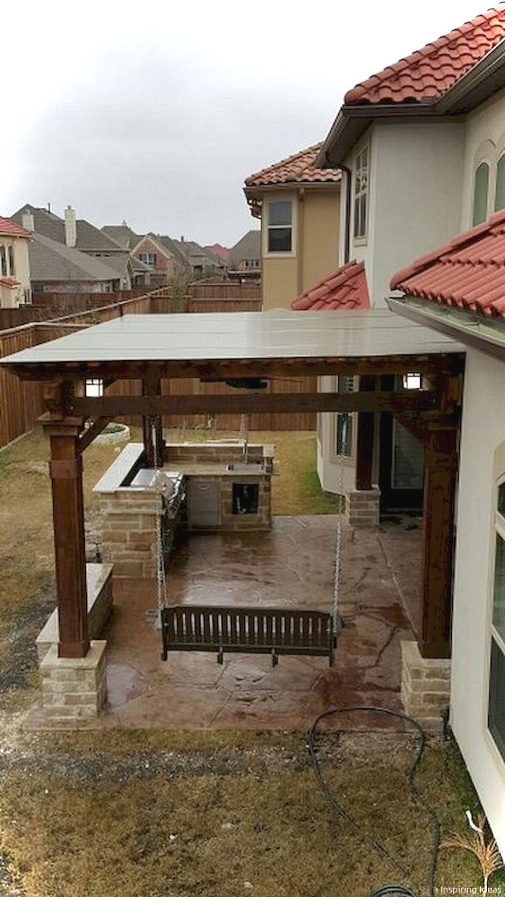 Pin by shawn khan on backyard in pinterest backyard patios