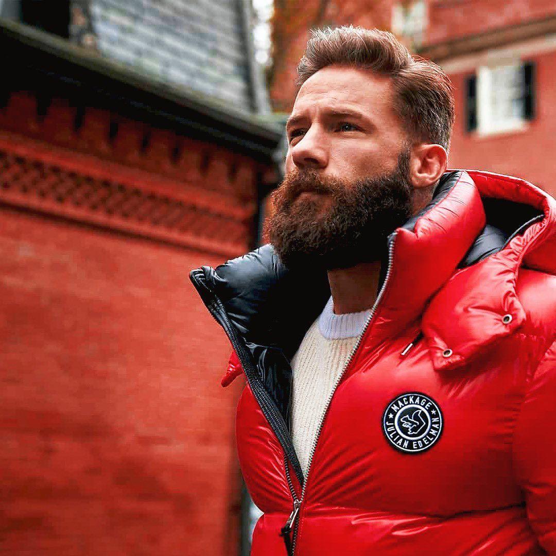 80k Likes 474 Comments Julian Edelman Edelman11 On Instagram Old City New Gear Don T Get Left Behind In 2020 Julian Edelman Edelman Red Leather Jacket