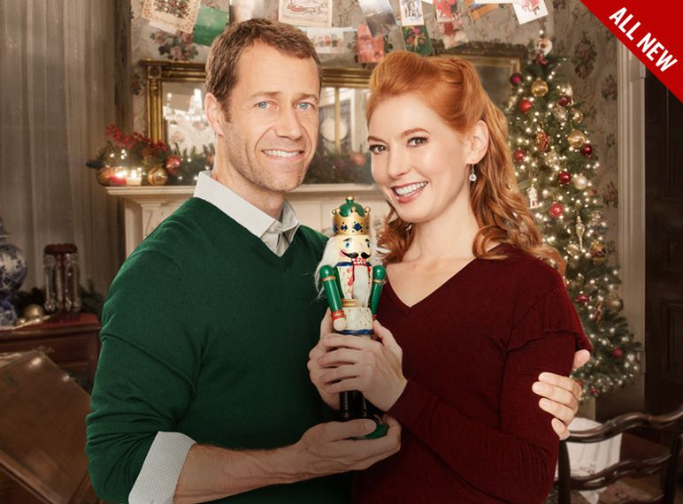 """Get video, photos and more for the Hallmark Movies & Mysteries original movie """"Christmas on ..."""