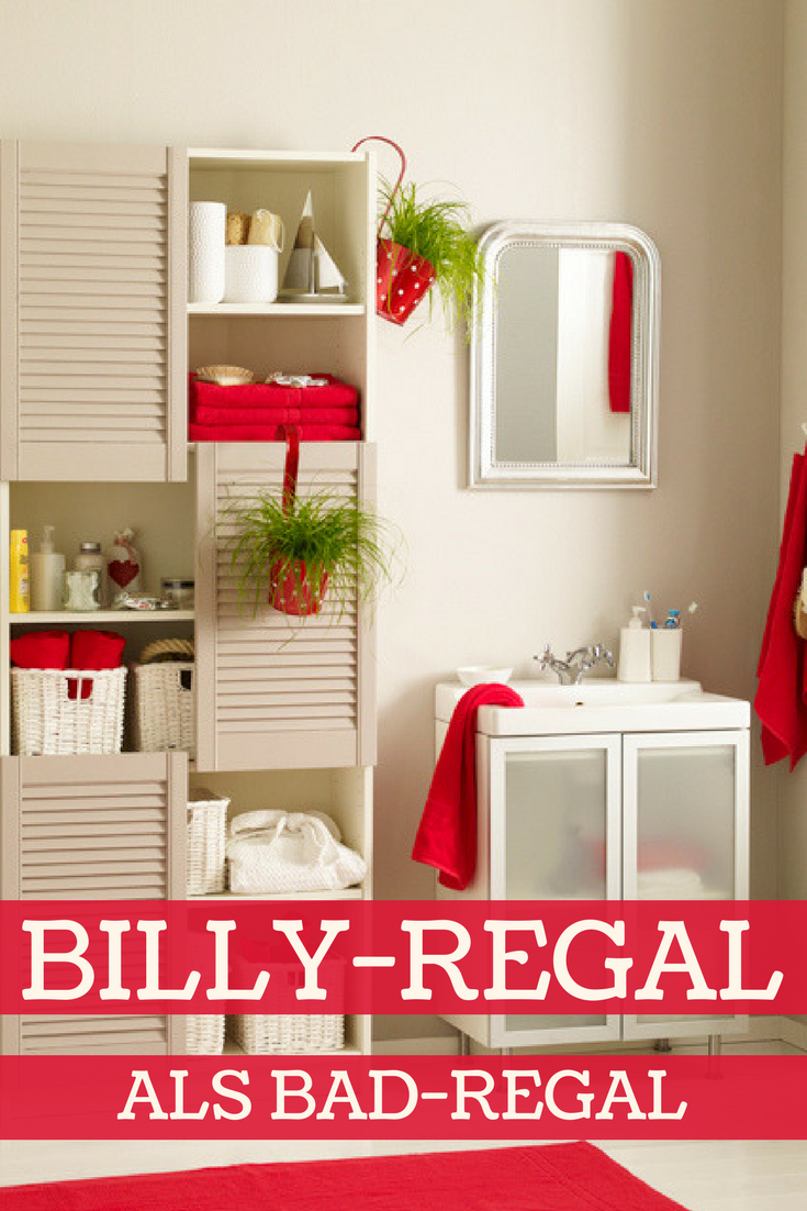 Kallax Badezimmer Billy Regal Aufpeppen Badezimmer Billy Regal Billy