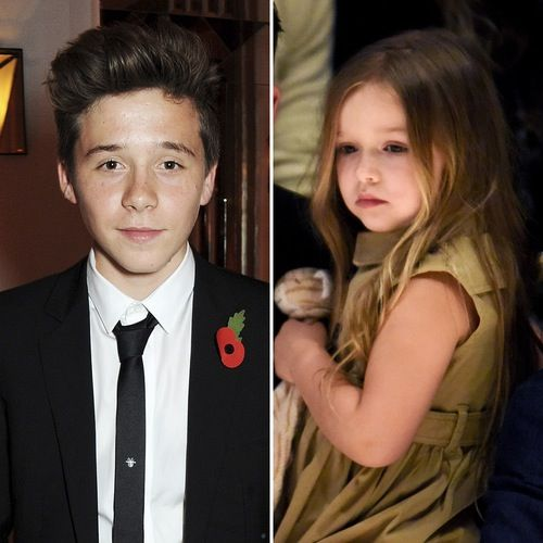 Brotherly Love!: Brooklyn Beckham Shares Cute Snapshot with Sister Harper Beckham — See the Pic!