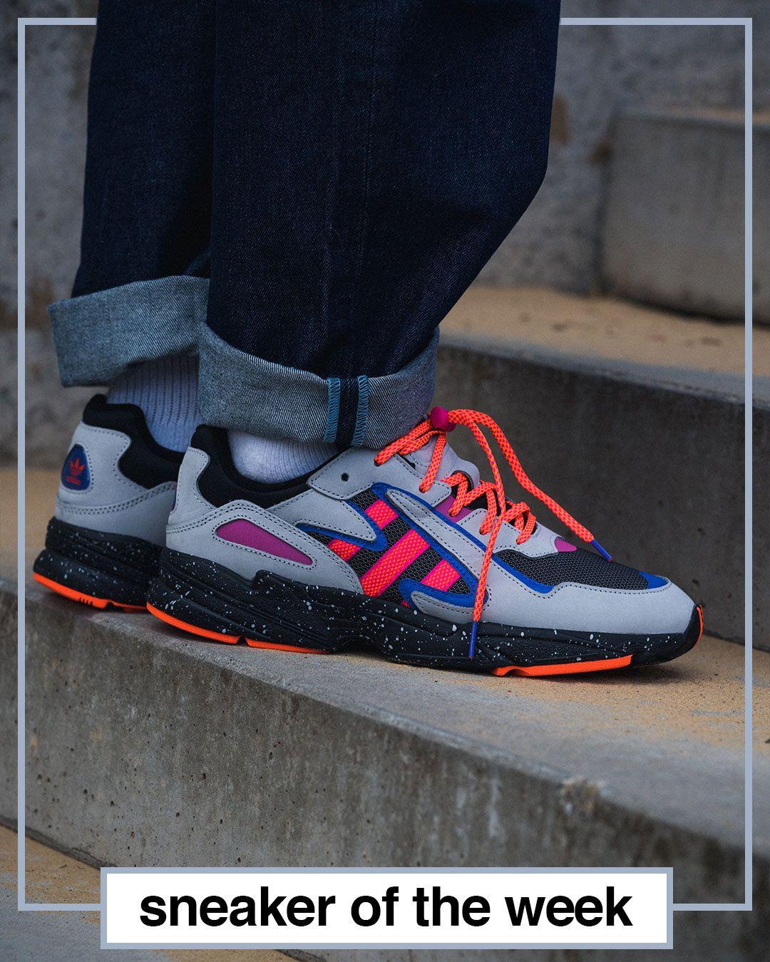 Sneaker of the week, Sneaker der Woche, bunte adidas Sneaker