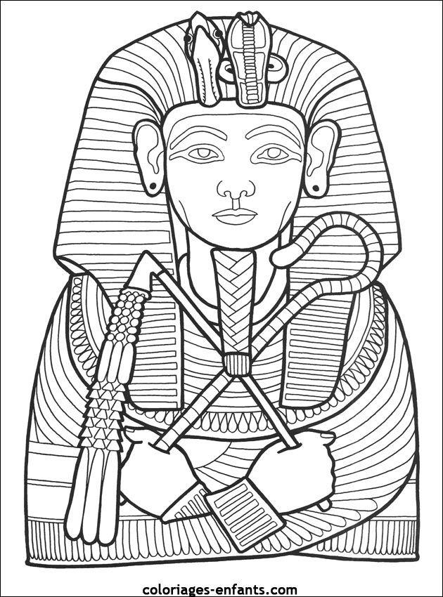 Coloriage A Imprimer Egypte Antique.Coloriage A Imprimer Egypte
