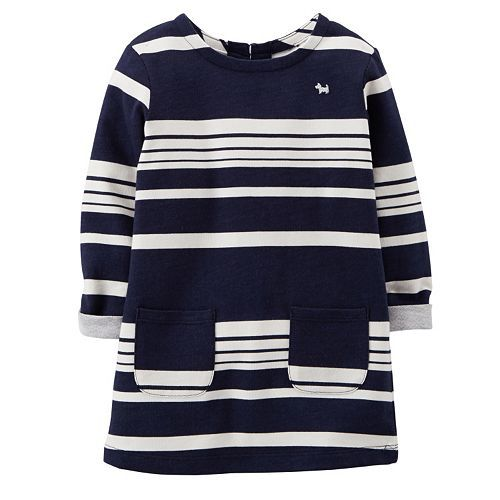 3538ec714 Carter s Stripe Tunic - Baby Girl