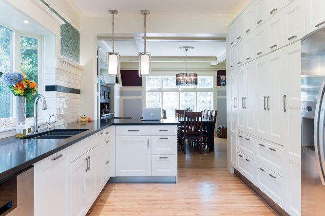 Ikea Kitchen Grimslov Off White Cabinets Kitchen In 2019