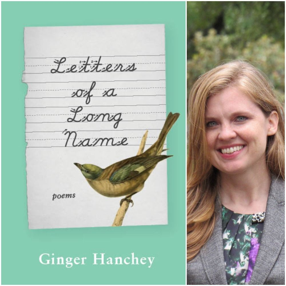 letters of a long name by ginger hanchey