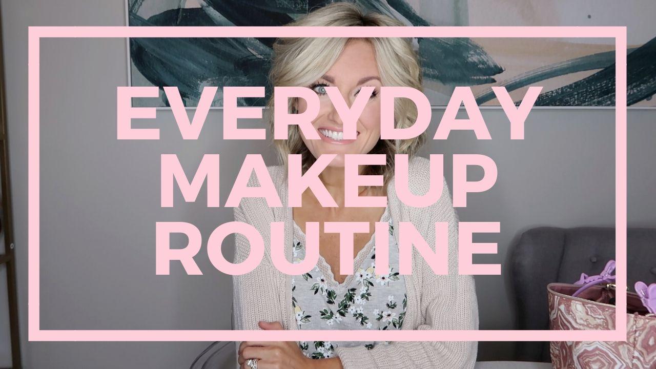 Amanda Batula Naked everyday makeup tutorial   beauty parlor   everyday makeup