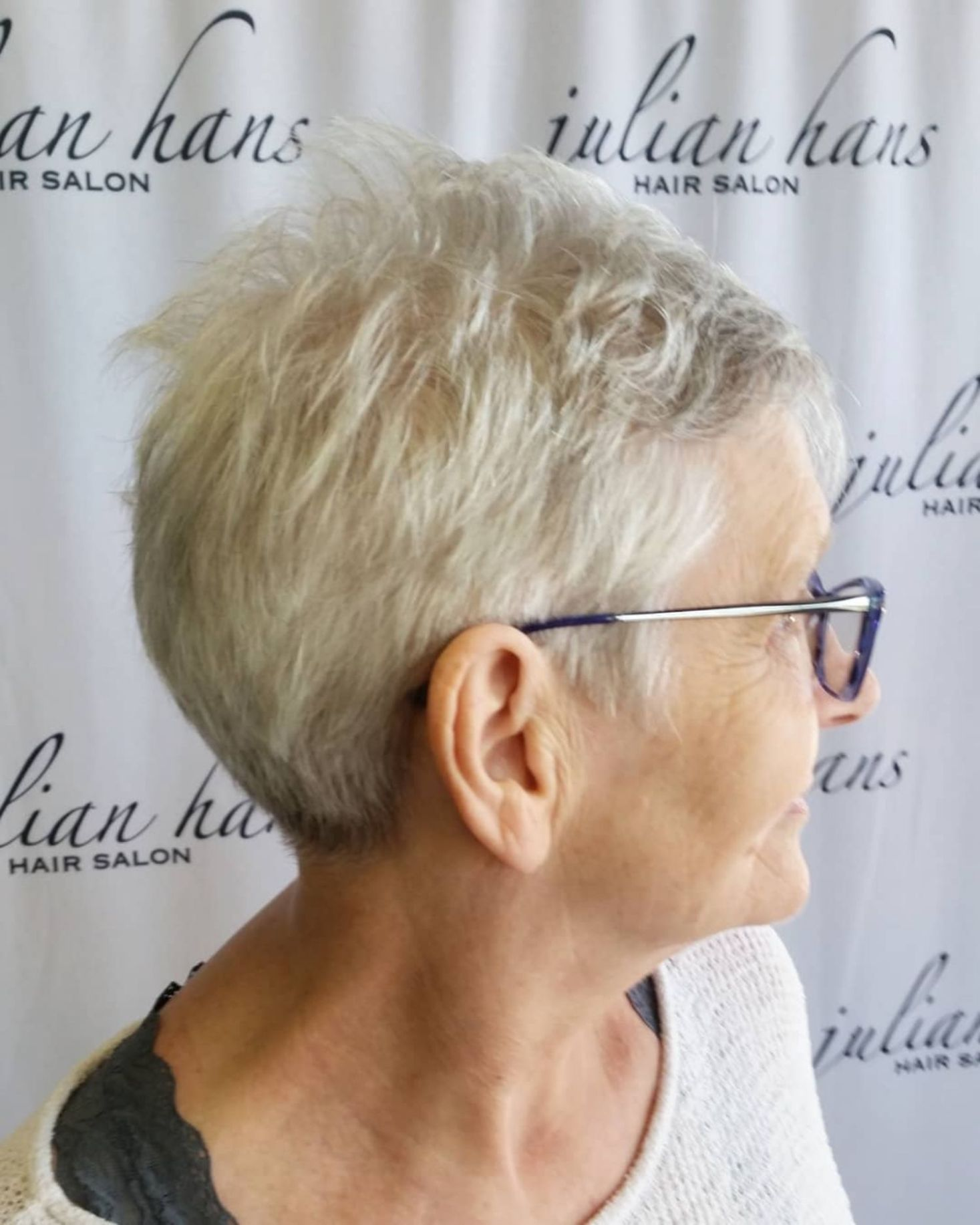 Hairstyles For Thin Hair Over 70