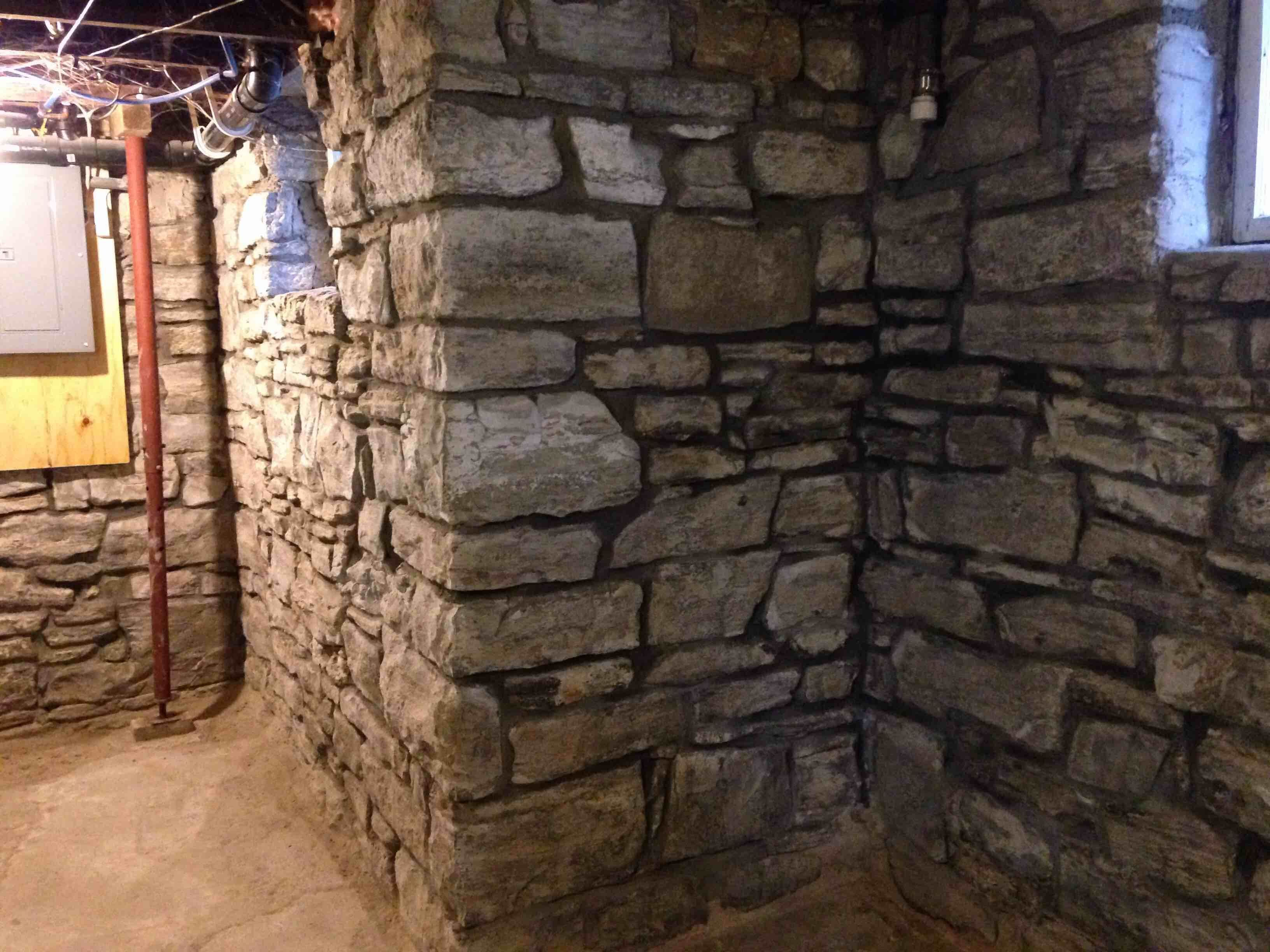 Gallery Of Stylish Best Methods For Insulating Basement Walls And - Damp basement walls